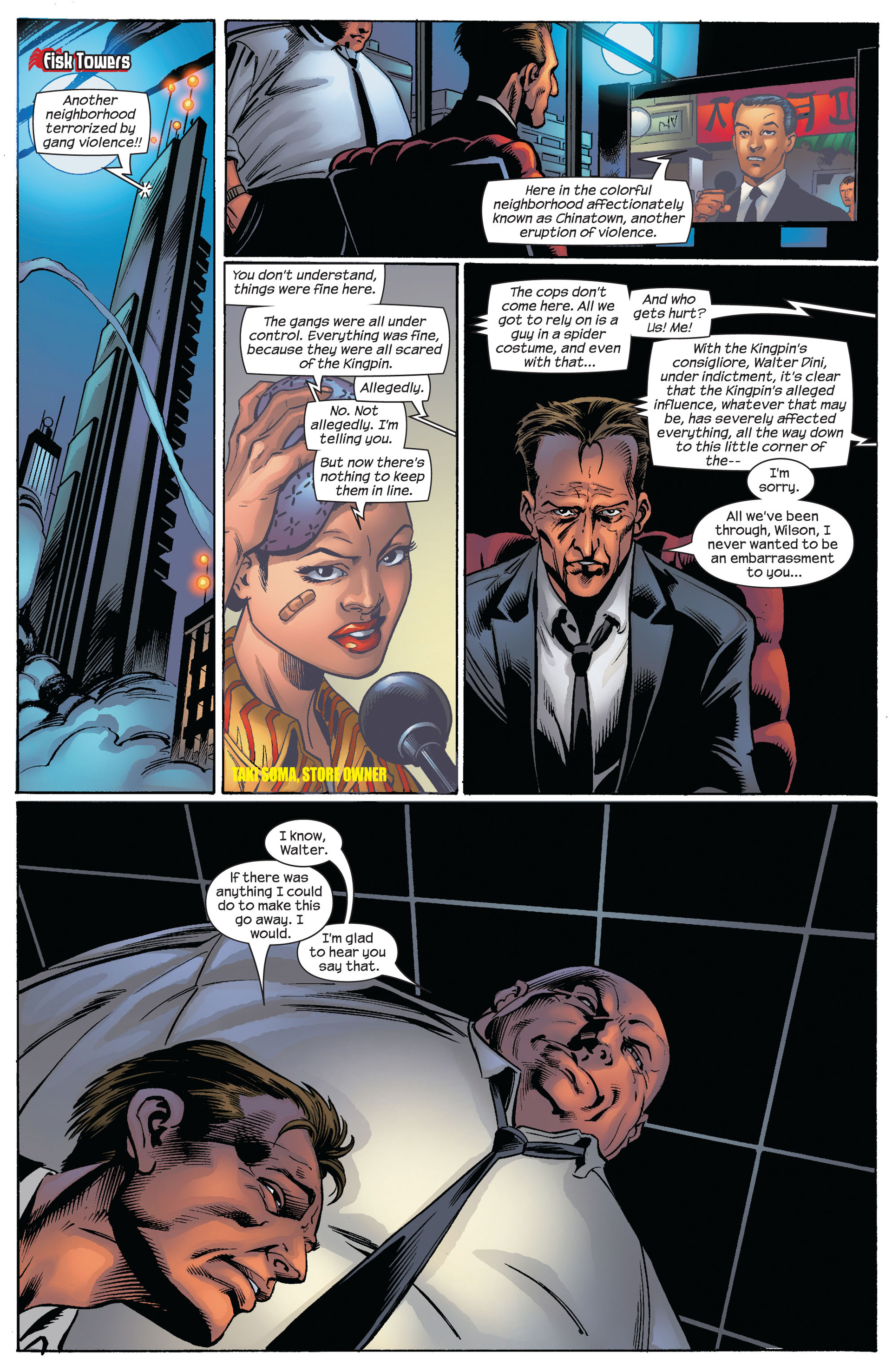 Read online Ultimate Spider-Man (2000) comic -  Issue #82 - 20