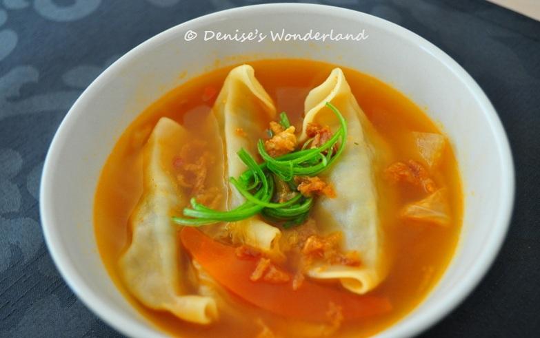 chimei vegetarian jiaozi