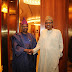 APC Primaries: Amosun in closed door meeting with Buhari