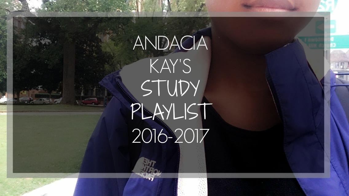 Study Playlist