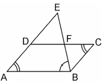 Triangles Exercise 6.3 Answer 8