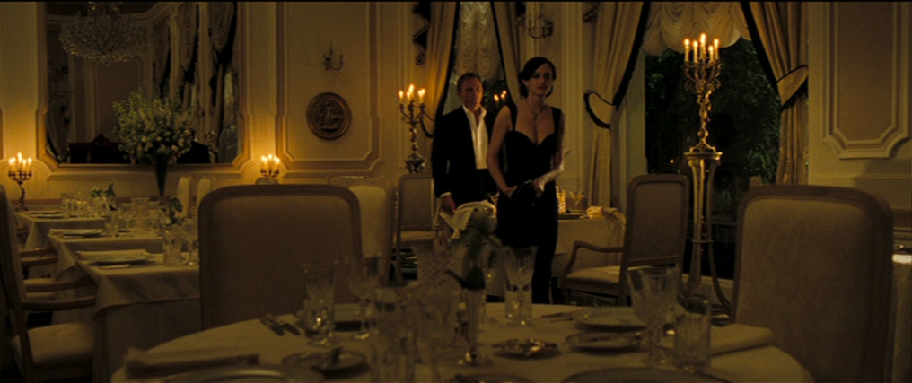 Casino royale filming locations