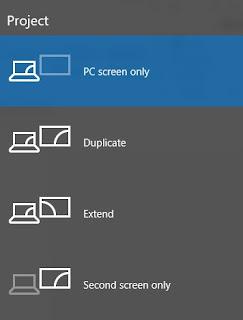3 Cara Mudah Menghubungkan Laptop Ke Proyektor Untuk Persentase