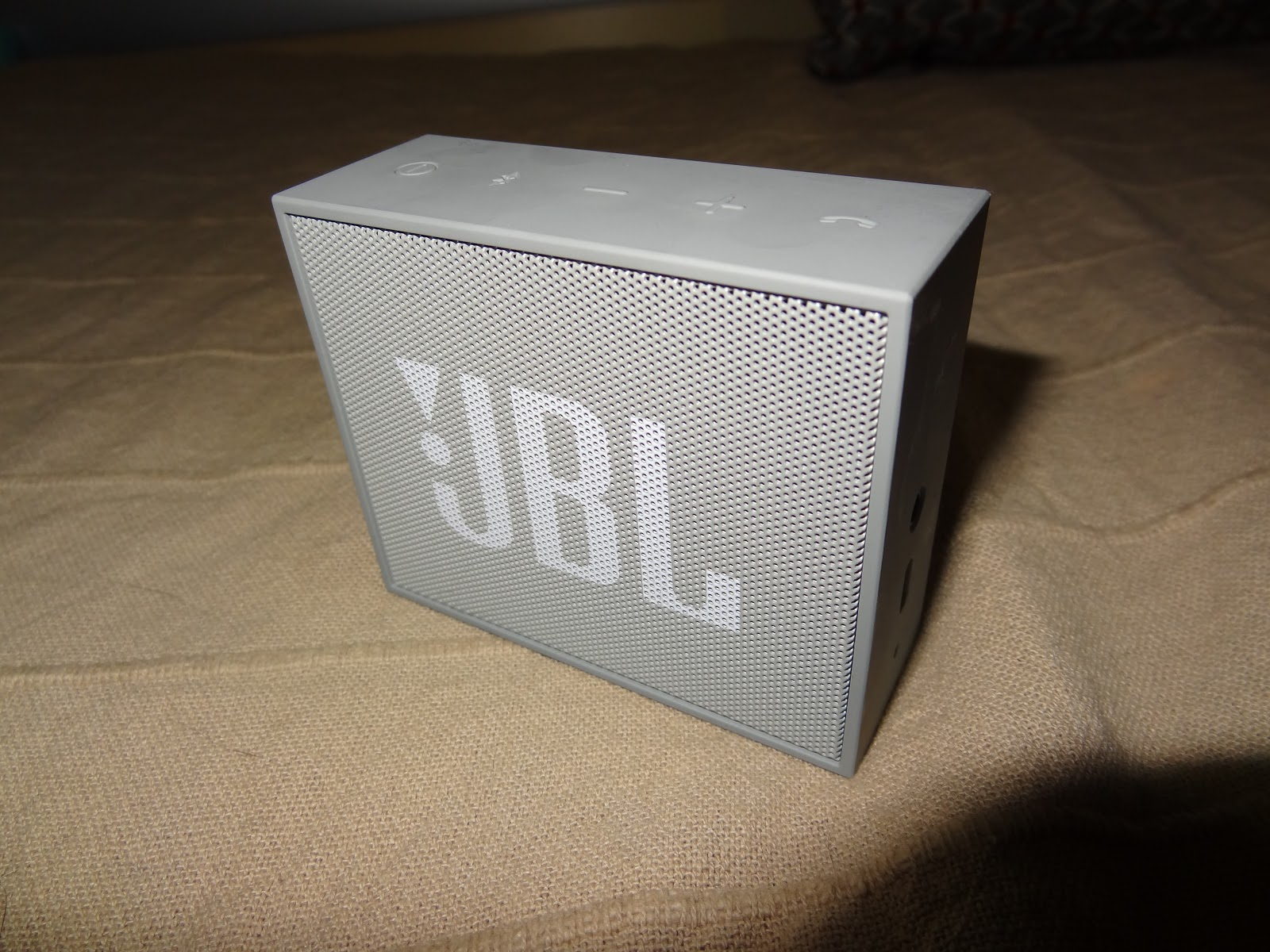 JBL GO - the best small portable speaker