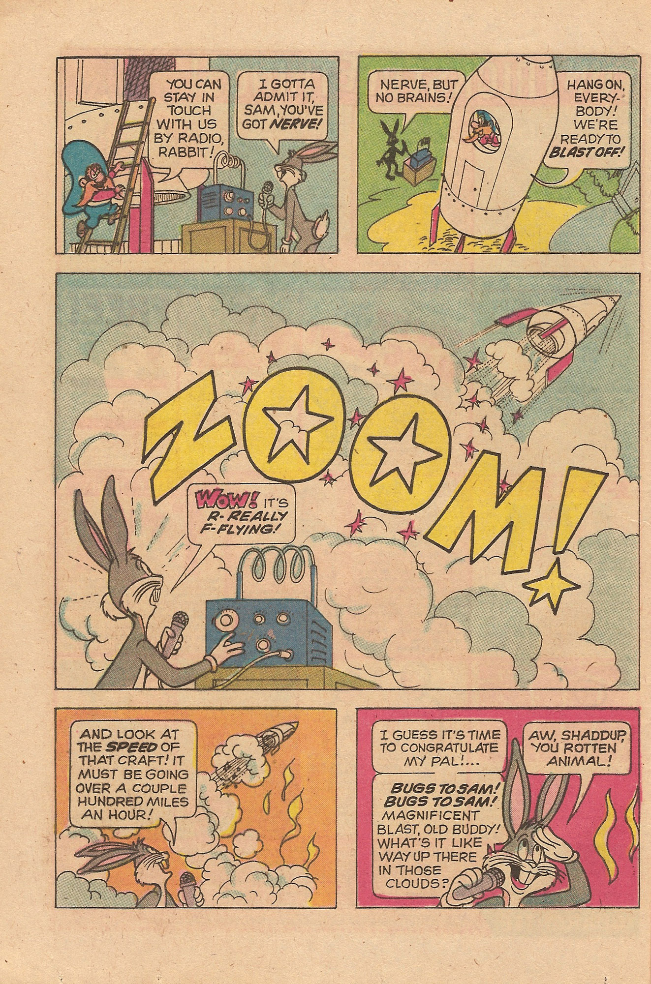 Yosemite Sam and Bugs Bunny issue 21 - Page 24