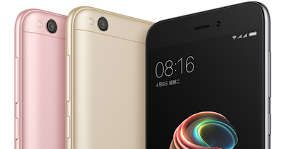 Kelebihan Xiaomi Redmi 5A, Smartphone Mewah Harga Murah Cuma Rp. 999 Ribu