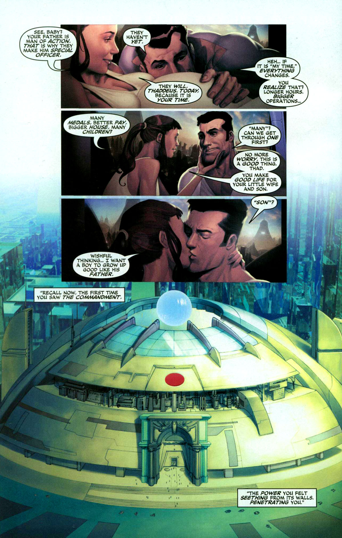 Read online Space Ghost (2005) comic -  Issue #1 - 7