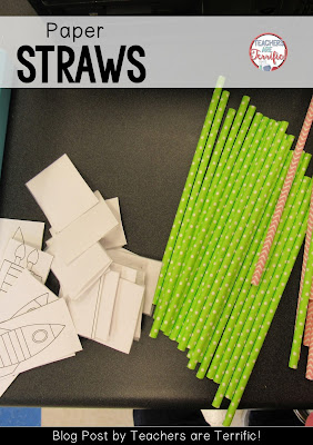 STEM Challenge: This is a fabulous rocket activity, but I made the mistake of using paper straws. Read this blog post to discover the details!