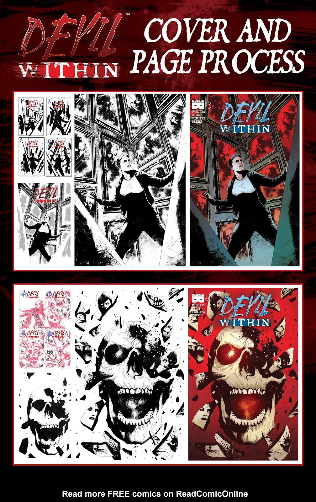 Read online Devil Within comic -  Issue #3 - 24