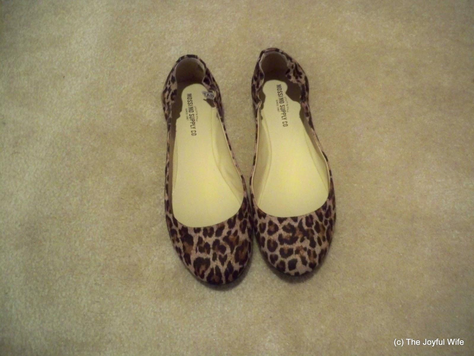 Target Online Ballet Shoes