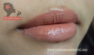 Pemakaian Di Bibir
