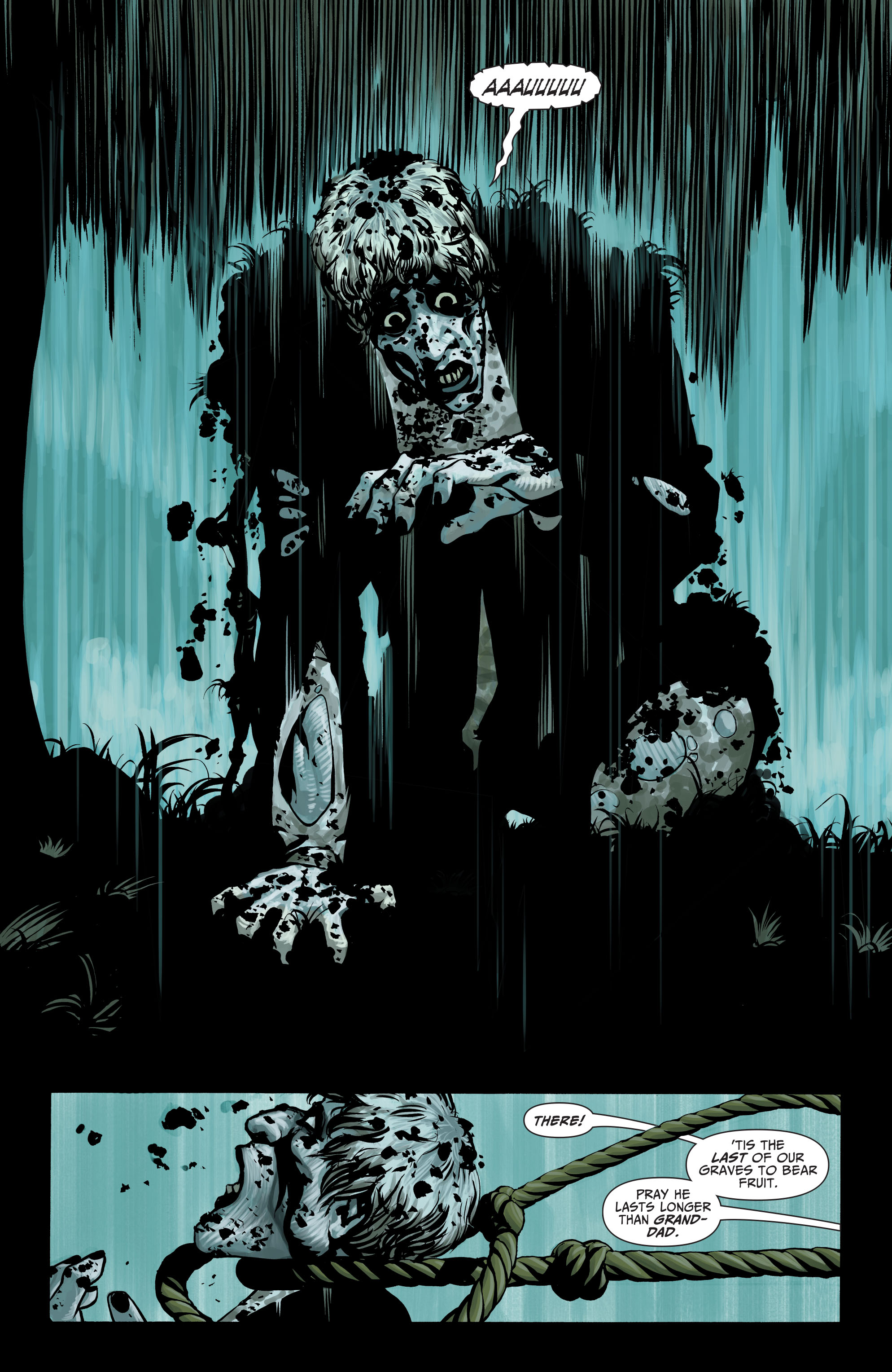 Read online Seven Soldiers: Klarion the Witch Boy comic -  Issue #1 - 2