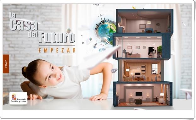 """""""La casa del futuro"""" (Domótica de Secundaria)"""