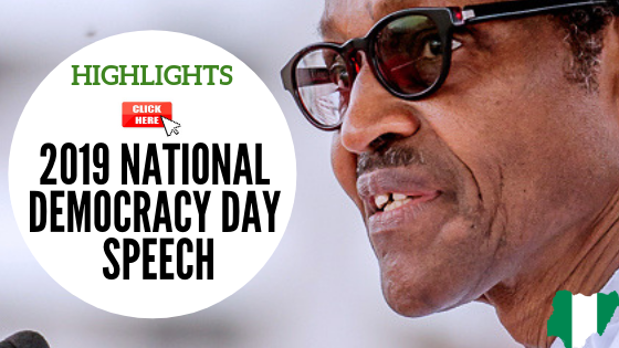 2019 Natl Democracy Day Speech