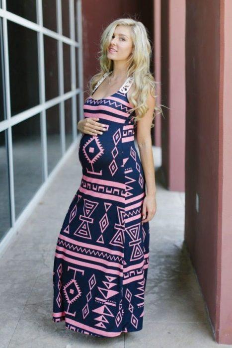 Vestidos juveniles para embarazadas ¡10 Opciones Modernas!