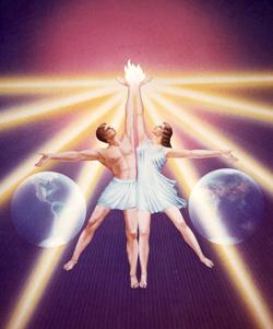 Astrologie - Flammes Jumelles