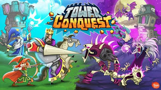 Tower Conquest Apk v21.01.06g Mod Unlimited Gems&More Terbaru 2017