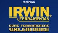 Participar Promoção Irwin Ferramentas 2016