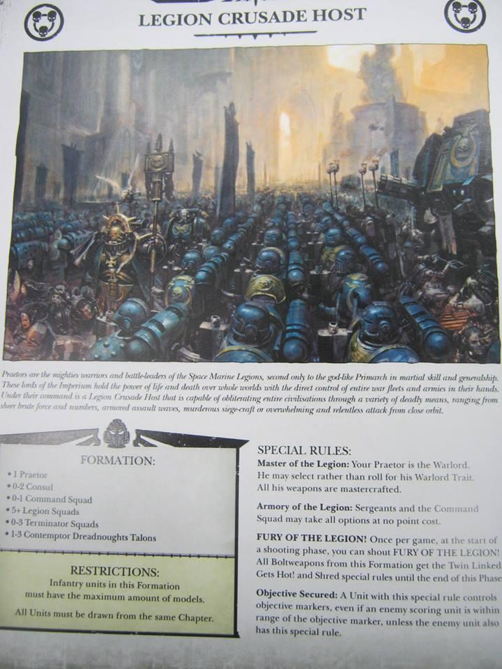 40k rules updates