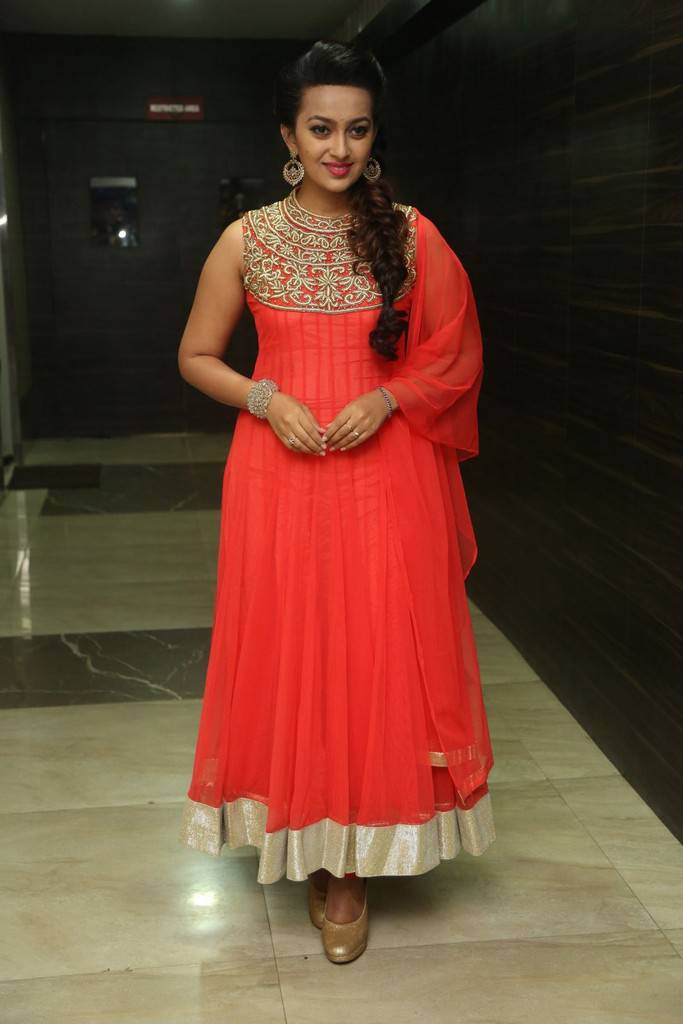 Ester Noronha At Juliet Lover of Idiot Movie Audio Launch Stills