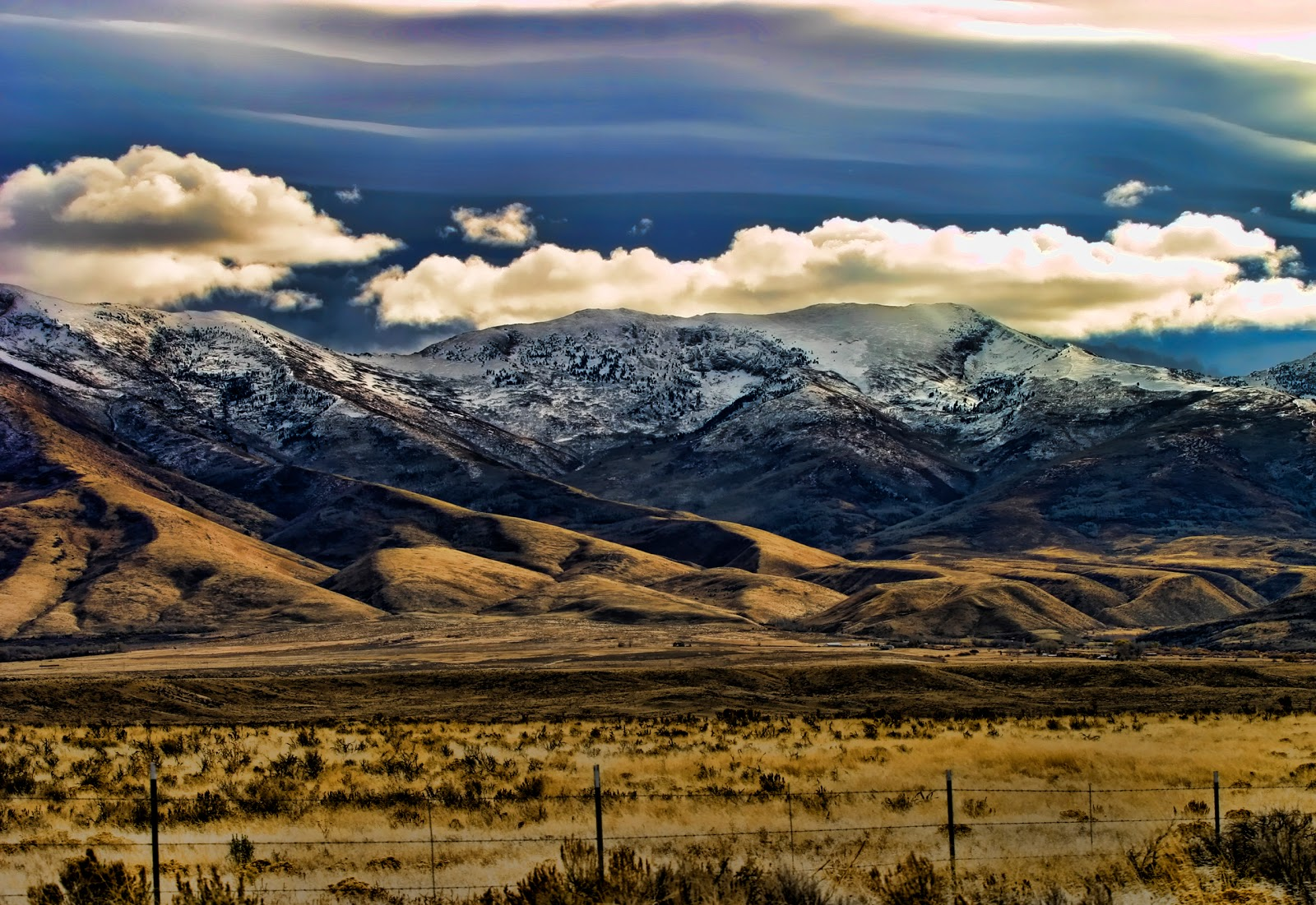 Chuck Kuhns USA in Photos Wyoming Landscape 11