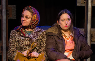 Transports @ The Pleasance Theatre