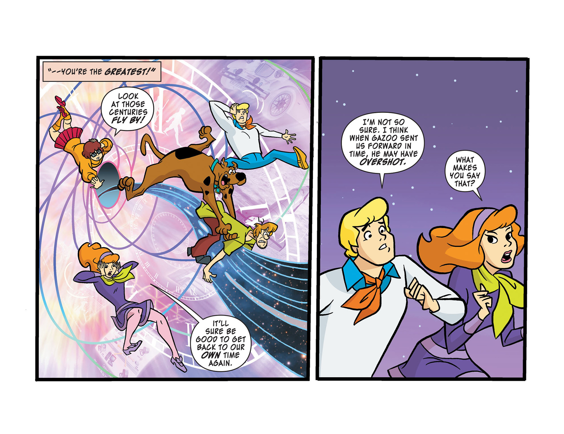 Read online Scooby-Doo! Team-Up comic -  Issue #14 - 21