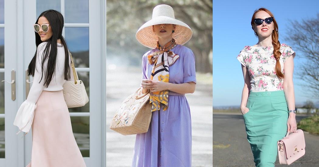 10 romantic feminine style fashion bloggers you should Romantic fashion style blog