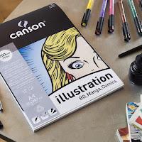 Canson ilustración