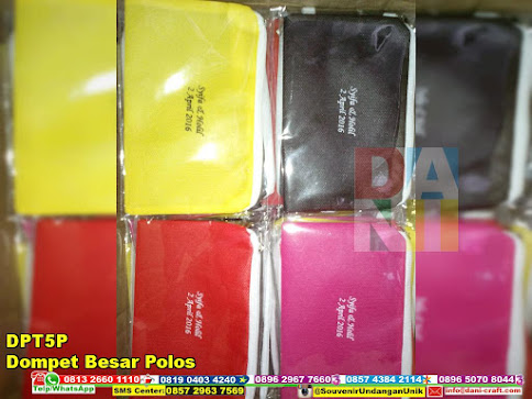 jual Dompet Besar Polos
