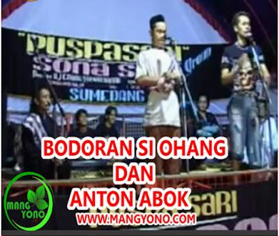 Bodoran Si OHANG dan ANTON ABOK - 2 - Bodoran Sunda