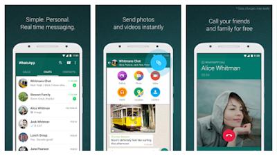 Inilah Aplikasi Chatting Terbaik dan Terpopuler di Hp Android 2017