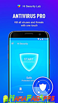 Virus Cleaner ( Hi Security ) - Antivirus, Booster APK MafiaPaidApps