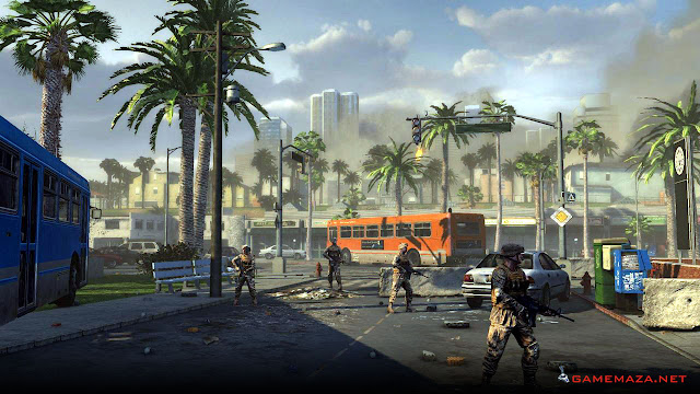 Battle Los Angeles Gameplay Screenshot 5