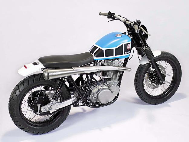 jvb moto yamaha sr 500 d track way2speed. Black Bedroom Furniture Sets. Home Design Ideas