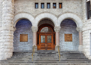 The Story Of A House Richardsonian Romanesque In Syracuse
