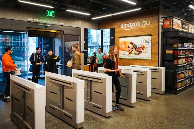 Amazon Go could be coming to larger supermarkets like Whole Foods