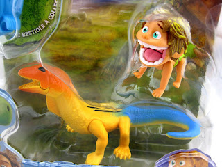 tomy the good dinosaur lizard