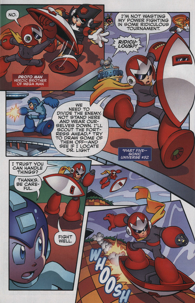 Read online Sonic The Hedgehog comic -  Issue #249 - 10