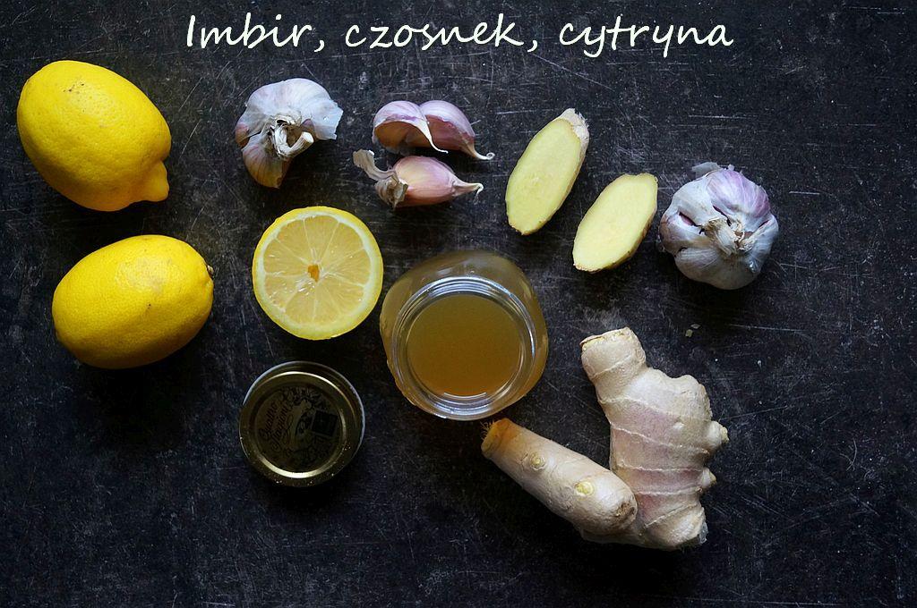 imbir-syrop-czosnek