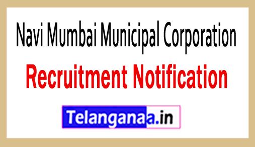 Navi Mumbai Municipal Corporation NMMC Recruitment
