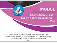MODUL PENYUSUNAN SOAL HIGHER ORDER THINKING SKILL(HOTS)