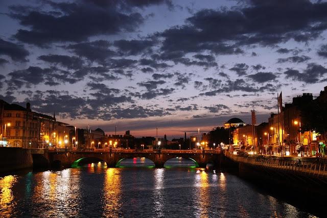O que fazer a noite em Dublin, Irlanda