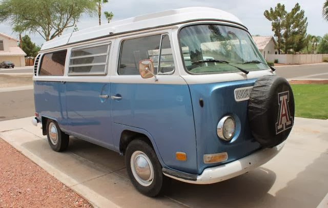 Rear Facing Car Seat Model 3 1970 Vw Early Bay Walk Through Camper Vw Bus