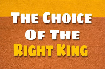 The Choice Of The Right King (Short Stories )