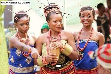 Marriage Ceremonies in Igbo Land