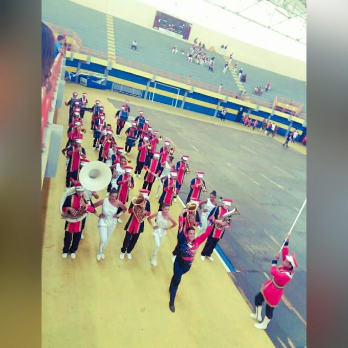 Chapadinha: Banda Marcial da Escola pública Almada Lima pede ajuda para disputar concurso em Recife