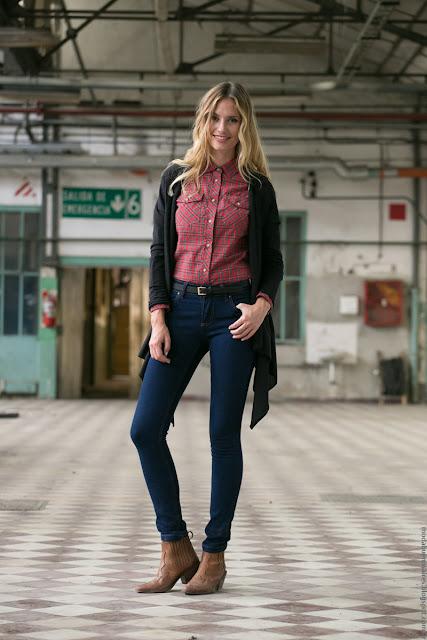 Moda 2016: ropa de mujer Mistral, colección invierno 2016. Looks tendencias invierno 2016.