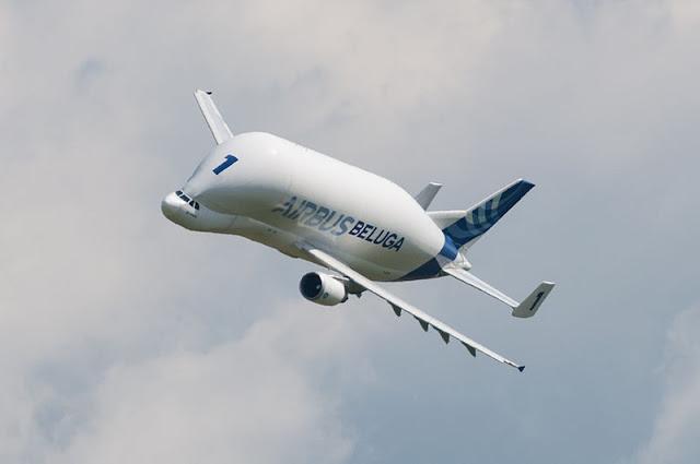 Gambar Pesawat Airbus Beluga 07