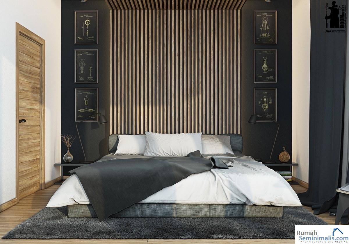 Desain Kamar Tidur Minimalis Sederhana